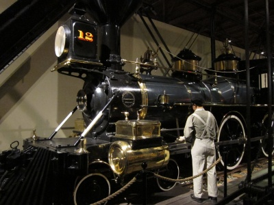 Another early locomotive