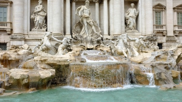 Trevi fountains