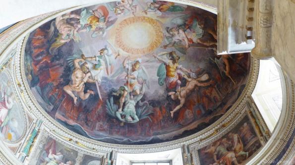 More Michelangelo work