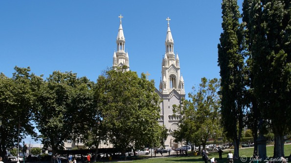 St. Francis de Assissi church