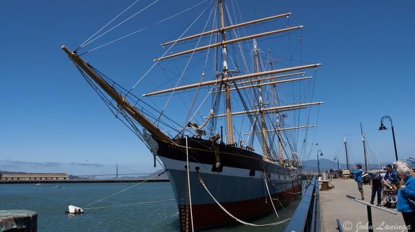 Dockside at Fisherman's Wharf