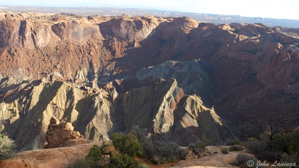 A closer look at Upheaval Dome