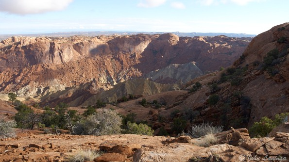 Overview of Upheaval Dome