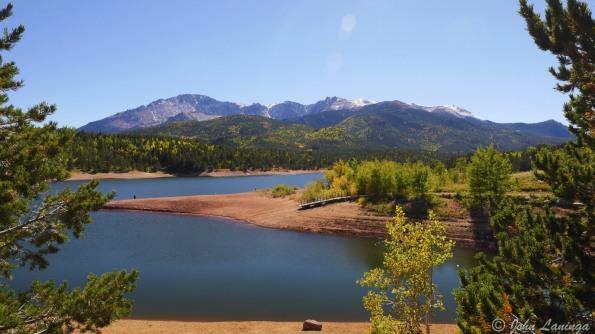Despite recent rains, the lakes are still low