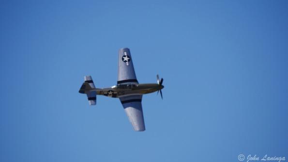 Beuatiful P-51 Mustang