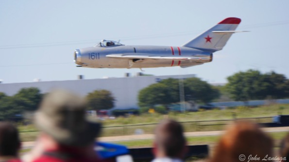 From my youth: a Mig 17