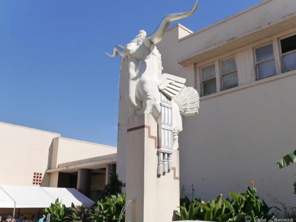 Original fair sculpture