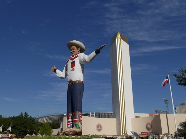 Big Tex is back
