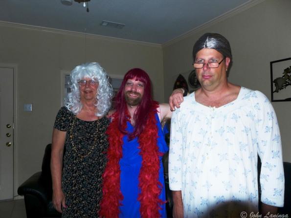 John, Boone, Shane