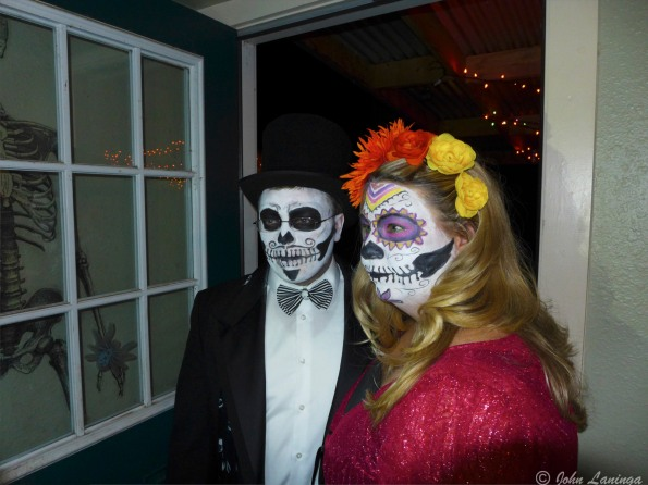 Mike and Lyric, newlyweds