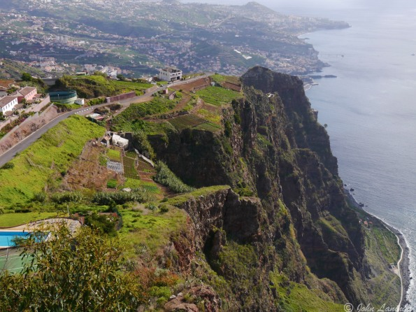 The Cliffs of Madeira