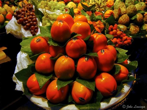 Tomatoes (I think)