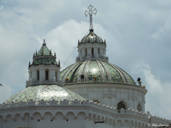 Church in Quito