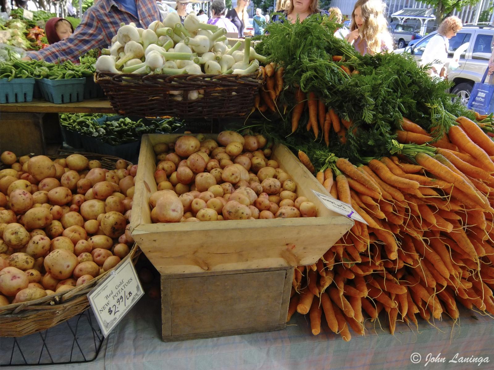 More farm market in Eugene