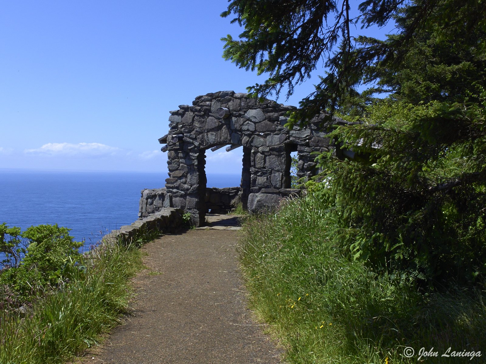 Observatory on Cape Perpetua