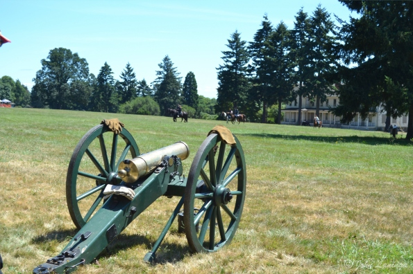 The 1841 Mountain Howitzer