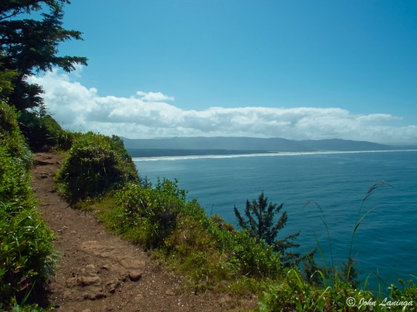 Looking SouthEast from Cape Lookout