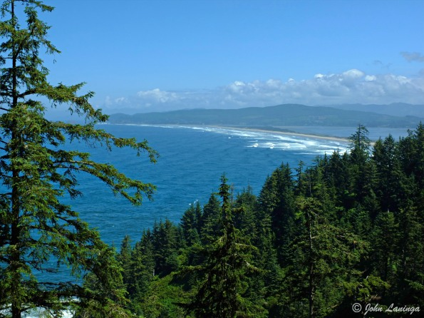 Looking NorthEast from Cape Lookout