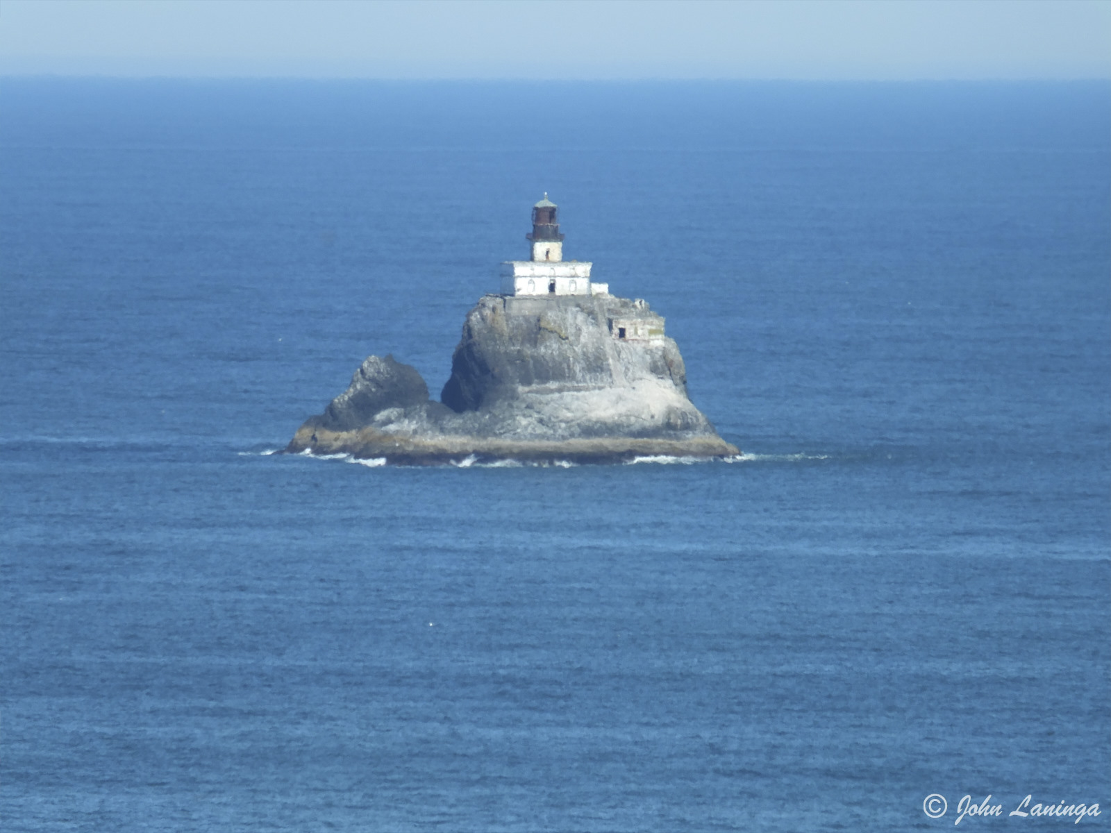 "Tillamook Rock Lighthouse, aka ""Terrible Tilly"""