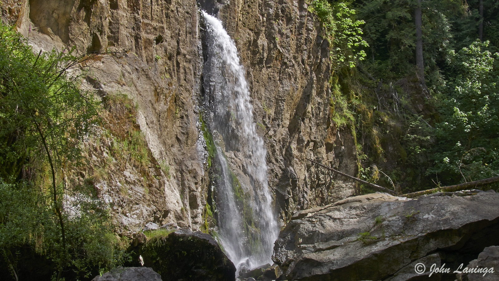 Drift Creek Falls