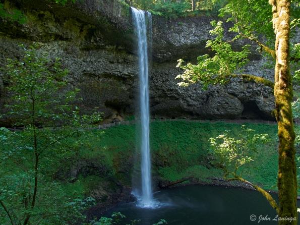 South Falls, 177 ft.
