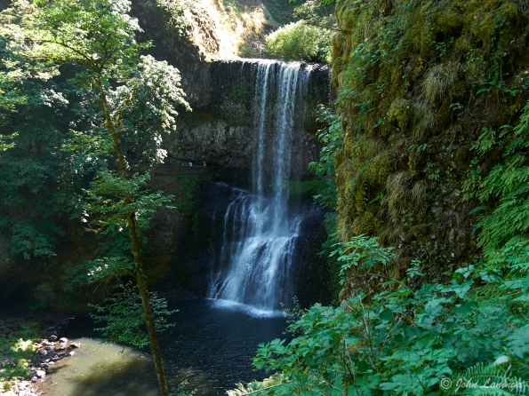 Lower South Falls, 93 ft.