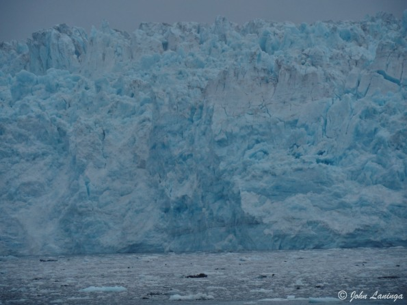 Face of Hubbard Glacier