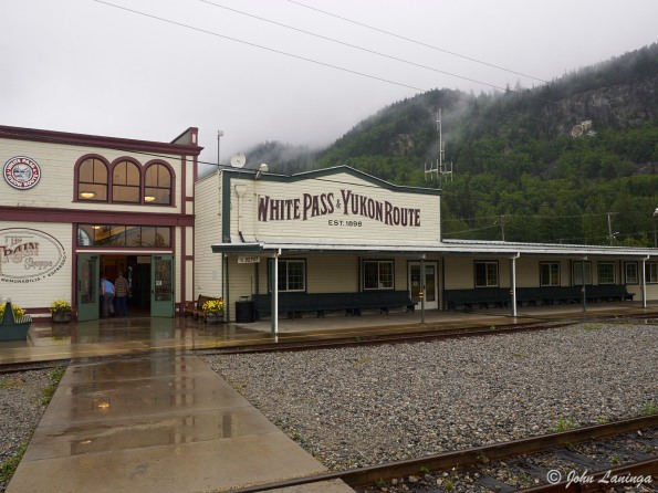 The WP&YR Depot