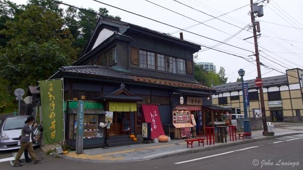 Local building