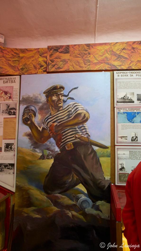 Military glory museum