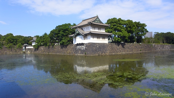 Part of the Imperial Palace