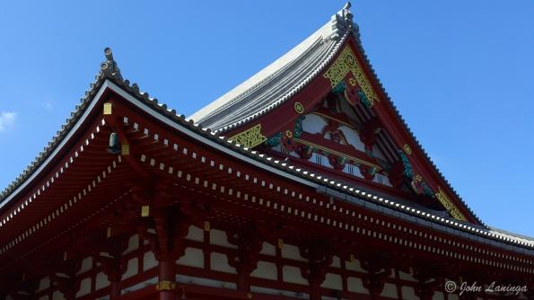 Part of the main shrine