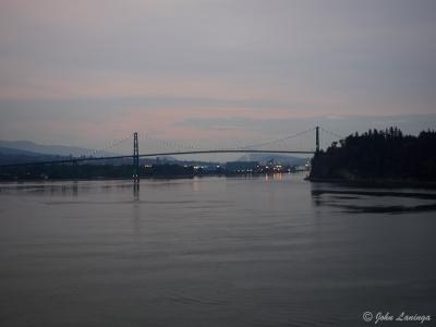 Goodbye, Vancouver!
