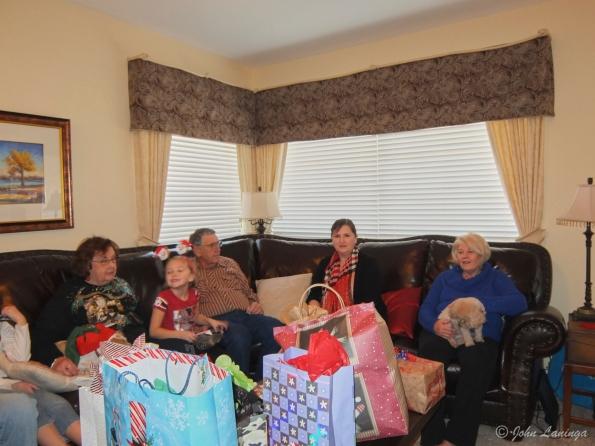 Mary, Brooke, Robert, Lisa, Leanne