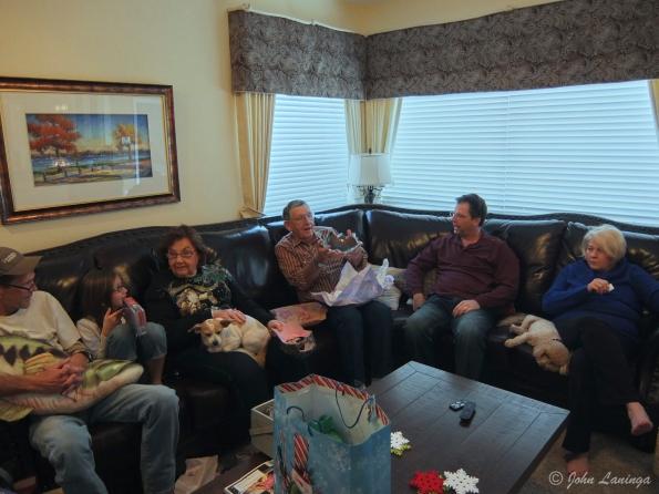 Emma, Mary, Robert, Shane