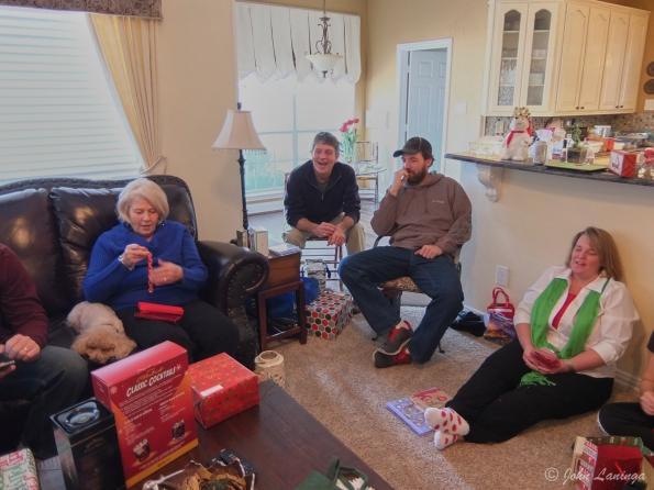 Leanne, Chris, Tyler