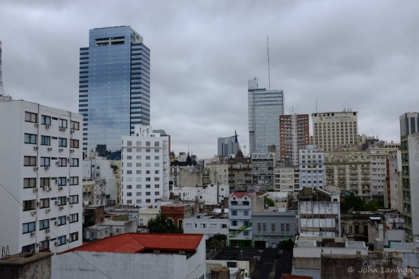 Skyline from our hotel