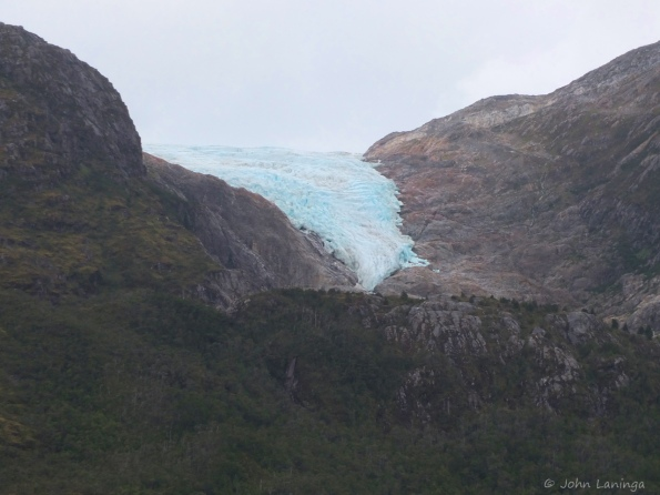 Beagle channel glaciers