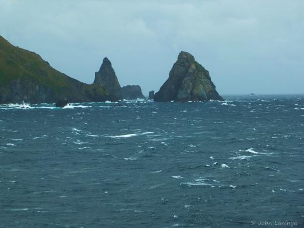 Cape Horn peaks