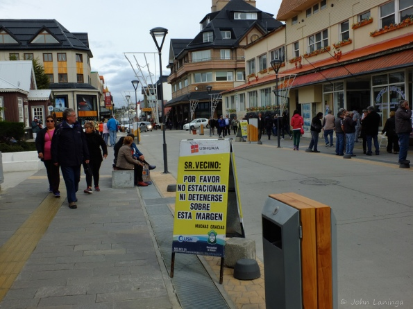 Downtown Ushuaia