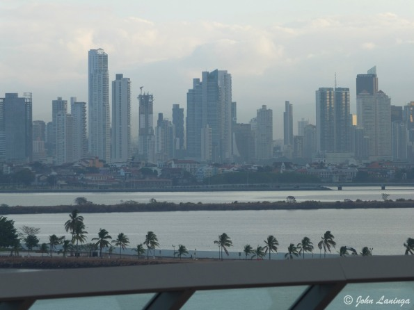 Panama City is a major city