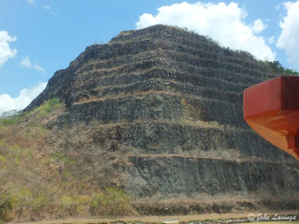 """Gold Hill"" - workers were told they could keep any gold they find.  Of course, there is no gold in volcanic rock...."