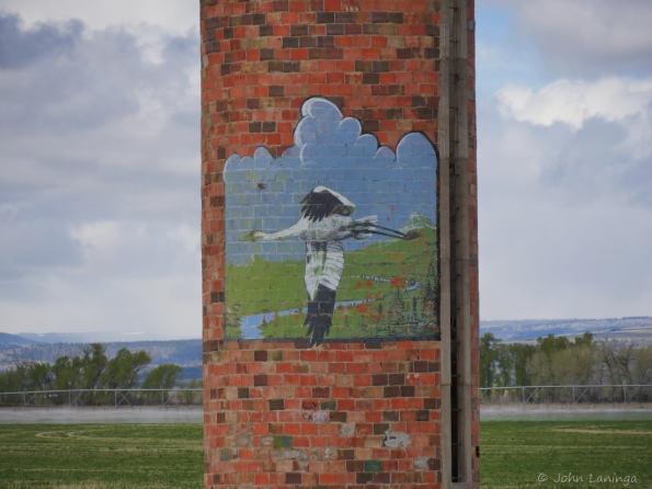 """Whooping Cranes"", Romeo, CO"