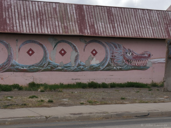 """The Great Water Serpent"", Antonito, CO"
