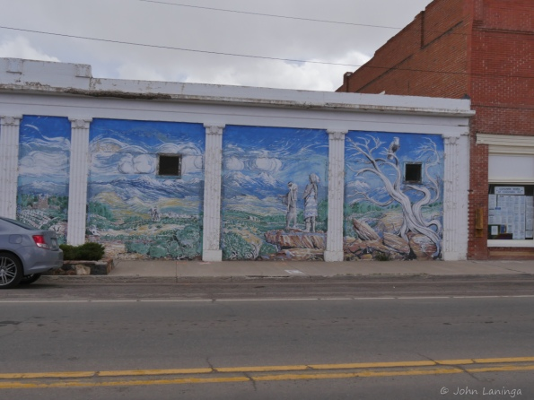 """The History of the Conejos Region"", Antonito, CO"