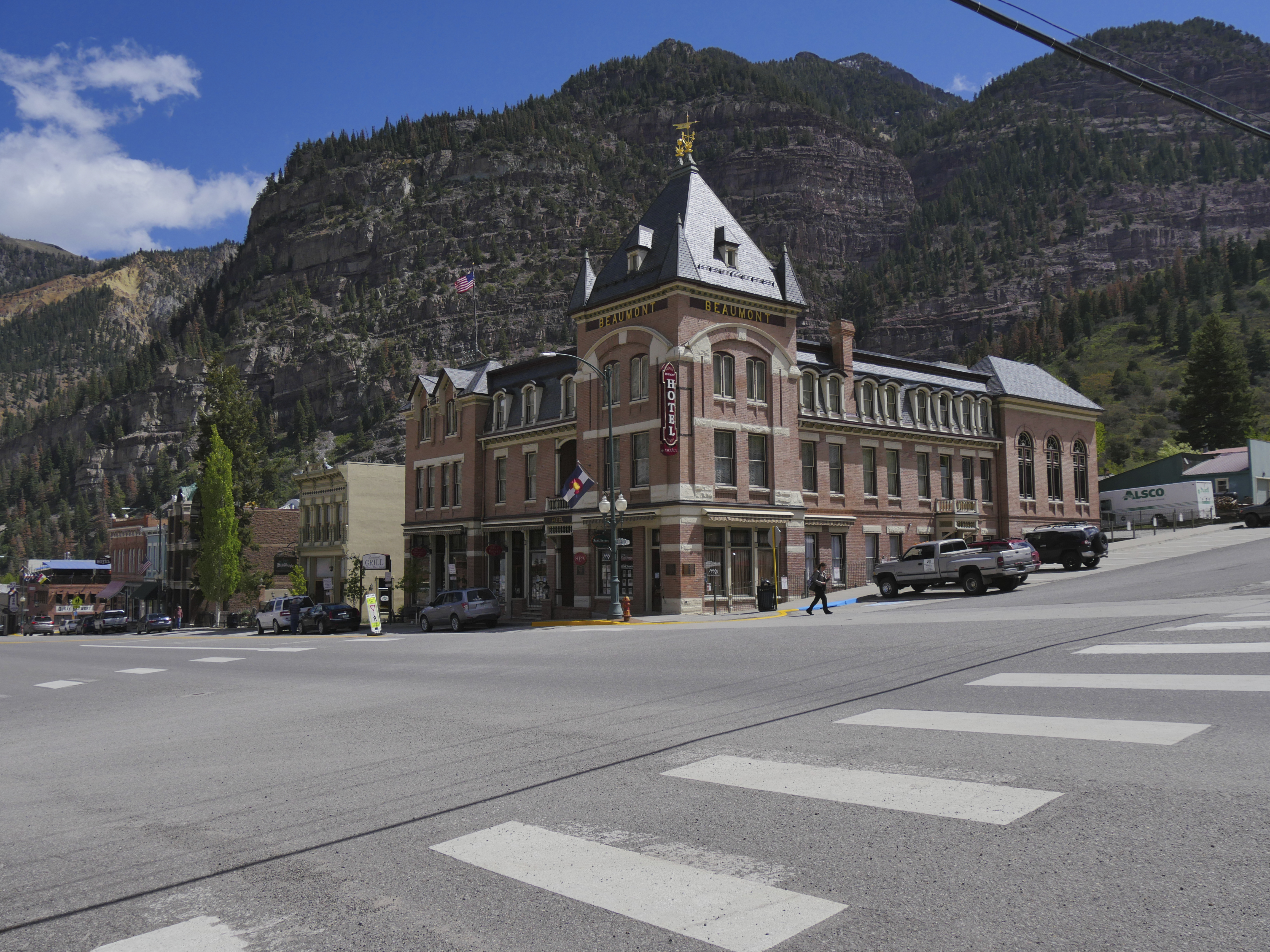 Hotel in Ouray