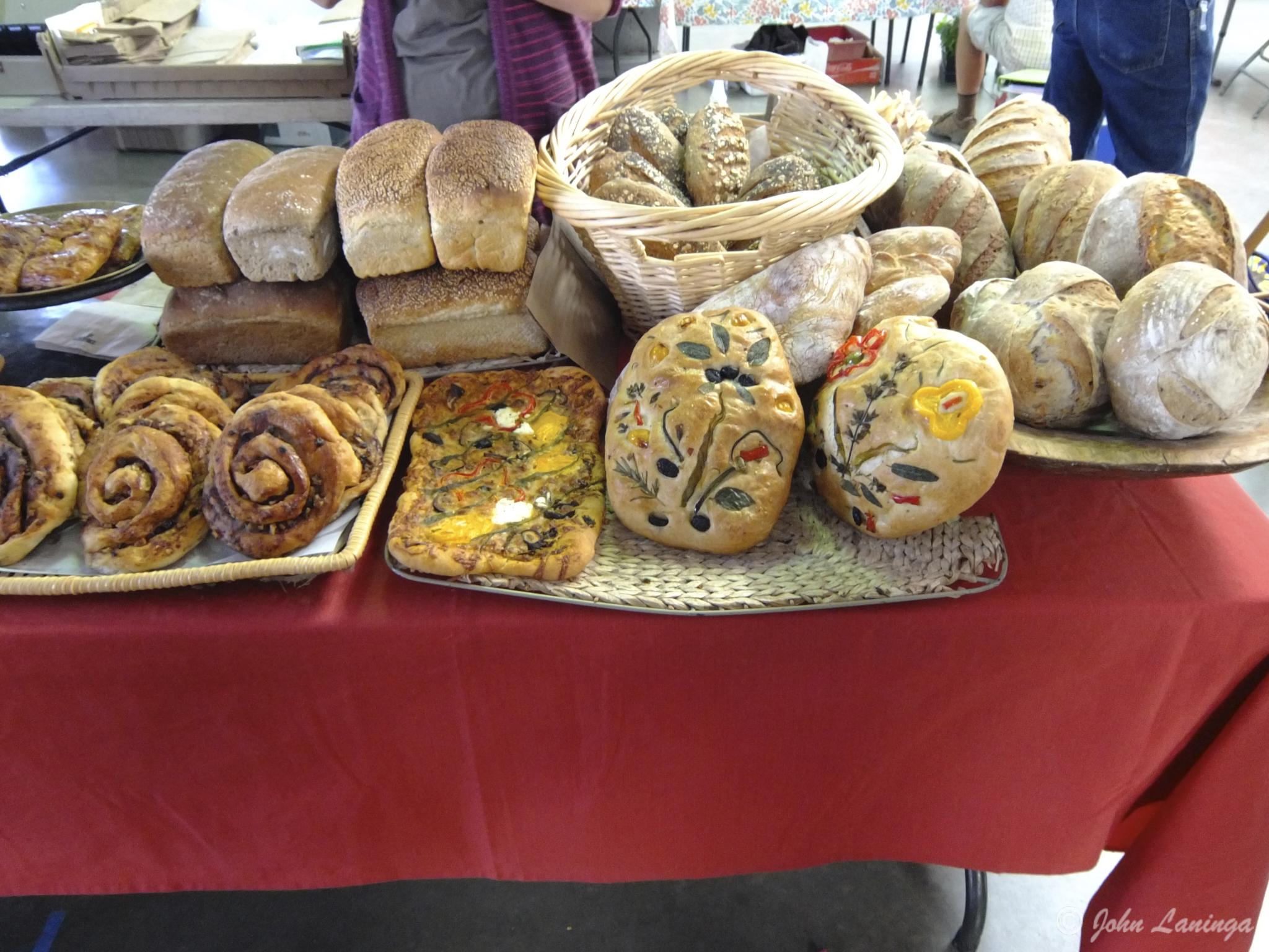 Yummy breads