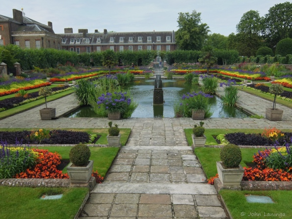 Gardens at Kensington Palace