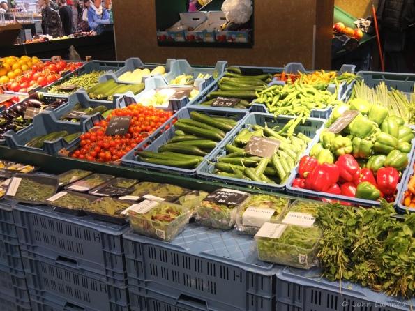 Lots of good vegetables