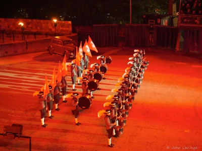 Switzerland's Top  Secret Drum Corps